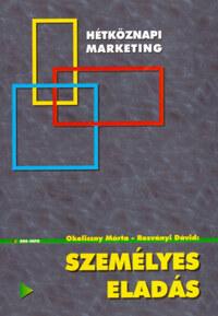 Rozványi Dávid, Okolicsny Márta: Személyes eladás -  (Könyv)