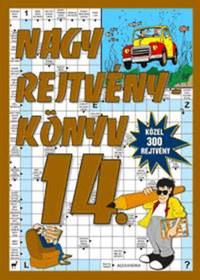 Kresz Károly (szerk.): Nagy rejtvénykönyv 14. -  (Könyv)