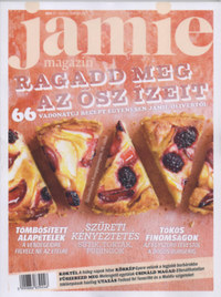 Jamie Oliver: Jamie Magazin 26. - 2017/8 október -  (Könyv)