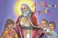A Mikulás legendája -  (Könyv)