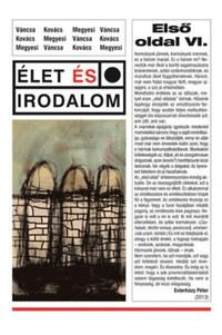 Kovács Zoltán, Megyesi Gusztáv, Váncsa István: Első oldal VI. - Válogatás az ÉS első oldalas publicisztikáiból -  (Könyv)