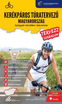 Kerékpáros túratervező - Magyarország -  (Könyv)
