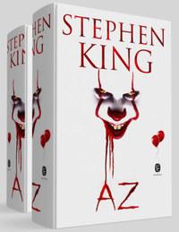 Stephen King: AZ 1-2. -  (Könyv)