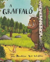 Julia Donaldson: A Graffaló -  (Könyv)