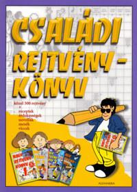 Kresz Károly: Családi rejtvénykönyv -  (Könyv)