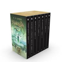 C. S. Lewis: Narnia krónikái - díszdobozos kiadás -  (Könyv)