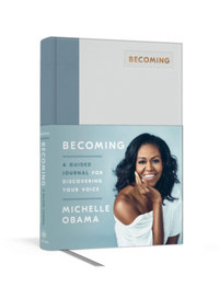 Michelle Obama: Becoming -  A Guided Journal -  (Könyv)