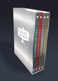 Desszertleckék díszdobozos kiadás -  (Könyv)
