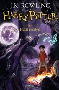 J. K. Rowling: Harry Potter és a Halál Ereklyéi -  (Könyv)