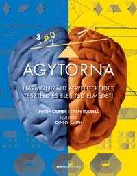 Philip Carter, Ken Russell: Agytorna - Harmonizáld agyféltekéidet, teszteld és élesítsd elmédet! -  (Könyv)