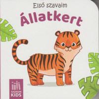 Első szavaim - Állatkert -  (Könyv)