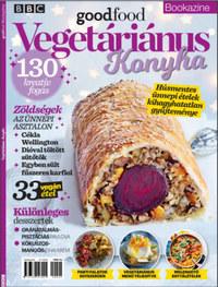 BBC Goodfood Bookazine - Vegetáriánus Konyha -  (Könyv)