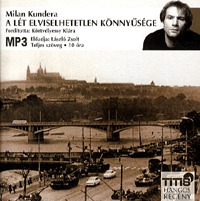 Milan Kundera: A lét elviselhetetlen könnyűsége - Hangoskönyv MP3 -  (Könyv)