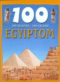 Jane Walker: 100 állomás - 100 kaland: Egyiptom -  (Könyv)