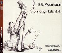 Pelham Grenville Wodehouse: Blandingsi kalandok -  (Könyv)