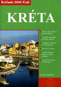 Nick Hanna: Kréta - Útikönyv -  (Könyv)