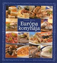 Frank Júlia: Európa konyhája -  (Könyv)