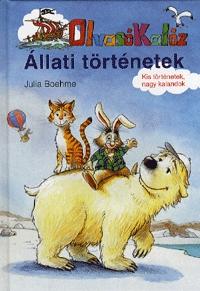 Julia Boehme: Olvasó Kalóz - Állati történetek - OlvasóKalóz -  (Könyv)