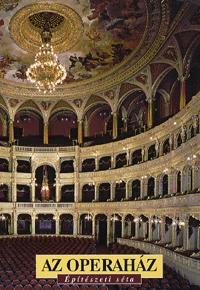 Az Operaház - Építészeti séta (Könyv)