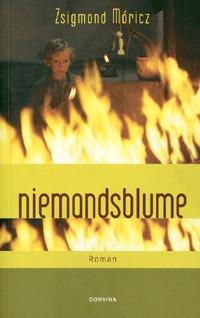Móricz Zsigmond: Niemandsblume -  (Könyv)