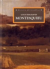 Louis Desgraves: Montesquieu -  (Könyv)