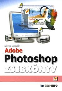 Sikos László: Adobe photoshop zsebkönyv -  (Könyv)