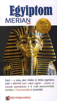 Michel Rauch: Egyiptom útikönyv - Merian live! -  (Könyv)