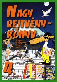 Kerner Barbara (szerk.): Nagy rejtvénykönyv 4. -  (Könyv)