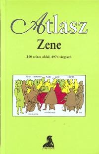 Gunther Vogel, Ulrich Michels: Zene - 250 színes oldal, 4974 tárgyszó (Könyv)