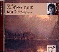 Jókai Mór: Az arany ember - Hangoskönyv - MP3 - 2 CD - Előadó: Kútvölgyi Erzsébet -  (Könyv)