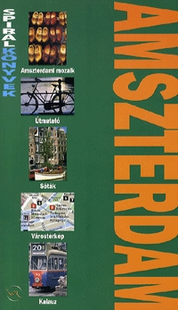 Simon Calder: Amszterdam - Spirál könyvek -  (Könyv)