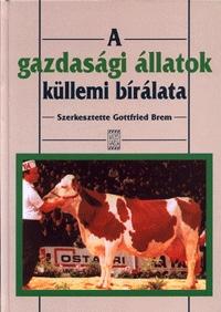 G. Brem: A gazdasági állatok küllemi bírálata -  (Könyv)