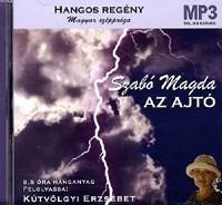 Szabó Magda: Az ajtó - Hangoskönyv MP3 -  (Könyv)