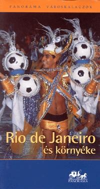 Hirschler Katalin: Rio de Janeiro - Panoráma városkalauzok - Panoráma városkalauzok -  (Könyv)
