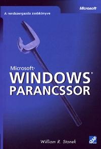 William R. Stanek: Microsoft Windows parancssor - A rendszergazda zsebkönyve -  (Könyv)