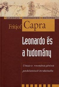 Fritjof Capra: Leonardo és a tudomány -  (Könyv)