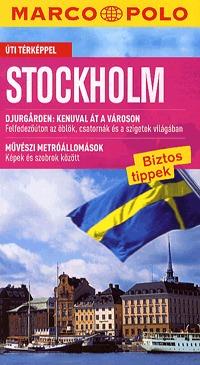 Stockholm -  (Könyv)