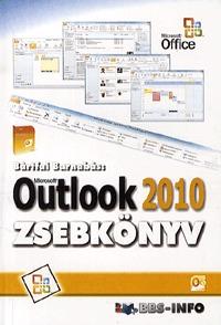 Bártfai Barnabás: Microsoft Outlook 2010 zsebkönyv -  (Könyv)