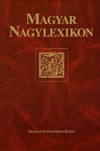 Magyar Nagylexikon Kiadó: Magyar Nagylexikon 18. - Unh-Z -  (Könyv)
