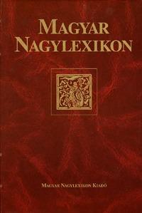 Magyar Nagylexikon Kiadó: Magyar nagylexikon 19. - Kiegészítő kötet A-Z -  (Könyv)