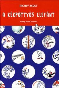 Richly Zsolt, Marék Veronika: A kékpöttyös elefánt -  (Könyv)