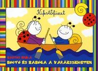 Bartos Erika: Bogyó és Babóca a Varázsszigeten - kifestőfüzet -  (Könyv)