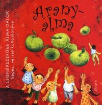Aranyalma - A legnépszerűbb Alma-dalok képes, verses kottáskönyve -  (Könyv)
