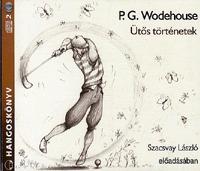 Pelham Grenville Wodehouse: Ütős történetek - Hangoskönyv (2 CD) - Szacsvay László előadásában -  (Könyv)