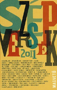 Péczely Dóra (szerk.): Szép Versek 2011 -  (Könyv)