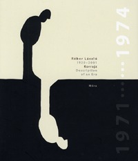 Réber László: Korrajz - 1971....1974 -  (Könyv)