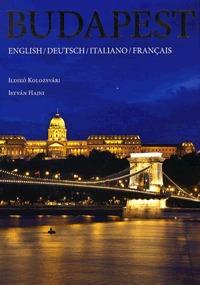 Hajni István, Kolozsvári Ildikó: Budapest - ENGLISH/DEUTSCH/ITALIANO/FRANÇAIS -  (Könyv)