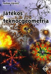Farkas Károly: Játékos teknőcgeometria -  (Könyv)
