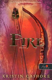 Kristin Cashore: Fire - Zsarát -  (Könyv)