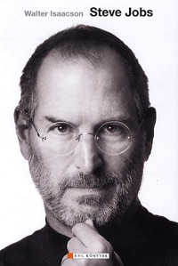 Walter Isaacson: Steve Jobs életrajza -  (Könyv)